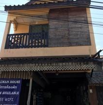 Hill Man House