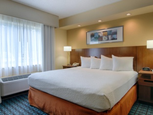 Fairfield Inn Suites Jacksonville Airport