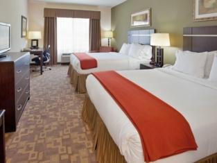 Holiday Inn Express & Suites Topeka North