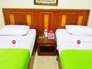 Nida Rooms Sudirman 255 Pekanbaru At Hotel Oase