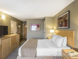Quality Hotel Harbourview St John's