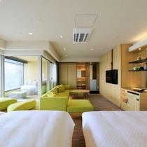 THE SINGULARI HOTEL & SKYSPA at UNIVERSAL STUDIOS JAPAN TM