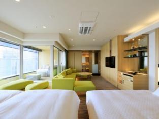 日本環球影城獨特天空 Spa 飯店