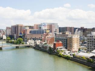 A Good Day Fukuoka Riverside
