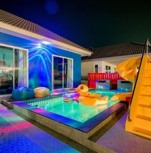 Deep Blue Poolvilla Huahin