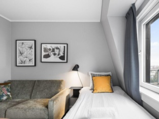 Frogner House Apartments – Lagårdsveien 61