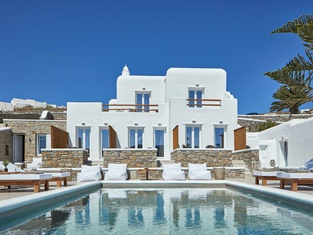 Mykonos Waves Beach House & Suites