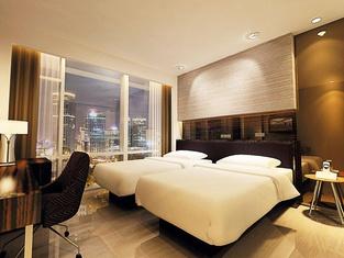 雅加達哈雅姆烏魯克Santika頂級飯店