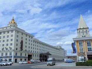 Manzhouli Volga River International Youth Hostel