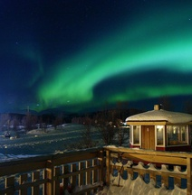 Vikran Vacation: Sea Fishing and Northern Lights