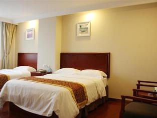 GreenTree Inn Shanxi Taiyuan Railway Station Business Hotel