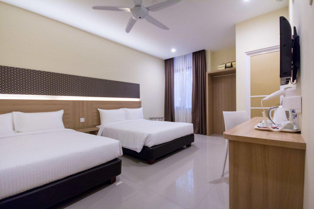 118 Hotel Macalister Penang
