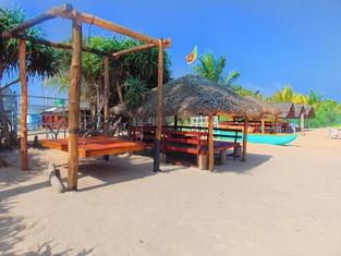 That's Why Beach Cabanas Nilaveli