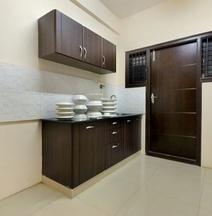 Апартаменты в JC Nagar— 1500 кв.м., спальни: 1, Собственных ванных: 1