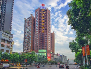 銅仁波西塔諾酒店