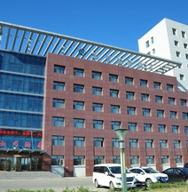 シャンシュイ ホテル (呼伦贝尔山水酒店)