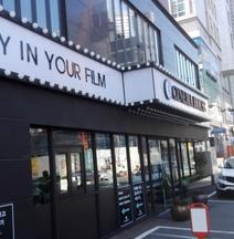 Cinema House Hotel in Busan