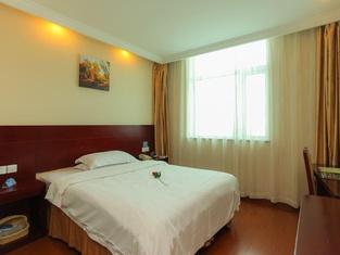 GreenTree Inn Jiangsu Nantong Rugao Haiyang Road Tiancheng Business Hotel