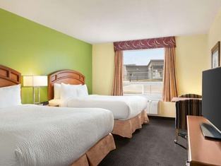 Days Inn & Suites by Wyndham Thompson