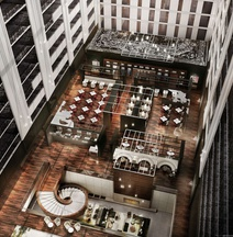 哥倫布市中心希爾頓酒店