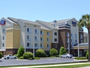 Fairfield Inn Suites Fort Walton Beach-Eglin Afb