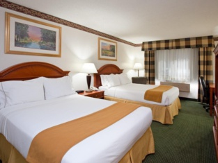 ホリデー イン エクスプレス ジョーンスタウン ホテル