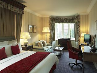 Hanbury Manor Marriott Hotel Country Club