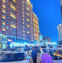Super 9 Business Apartment Manzhouli