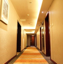 Silver City International Hotel (Lianyungang Suning Plaza)