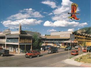 傑克遜霍爾牧場汽車旅館