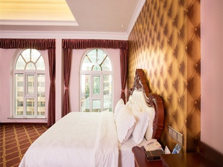 Sinhine Business Hotel Xinyang Train Stataion