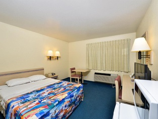 Americas Best Value Inn - Lincoln Airport