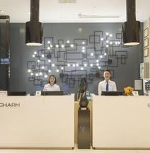 Echarm Hotel (Nanning Donggelu Ditiezhan  Sanyuehua)