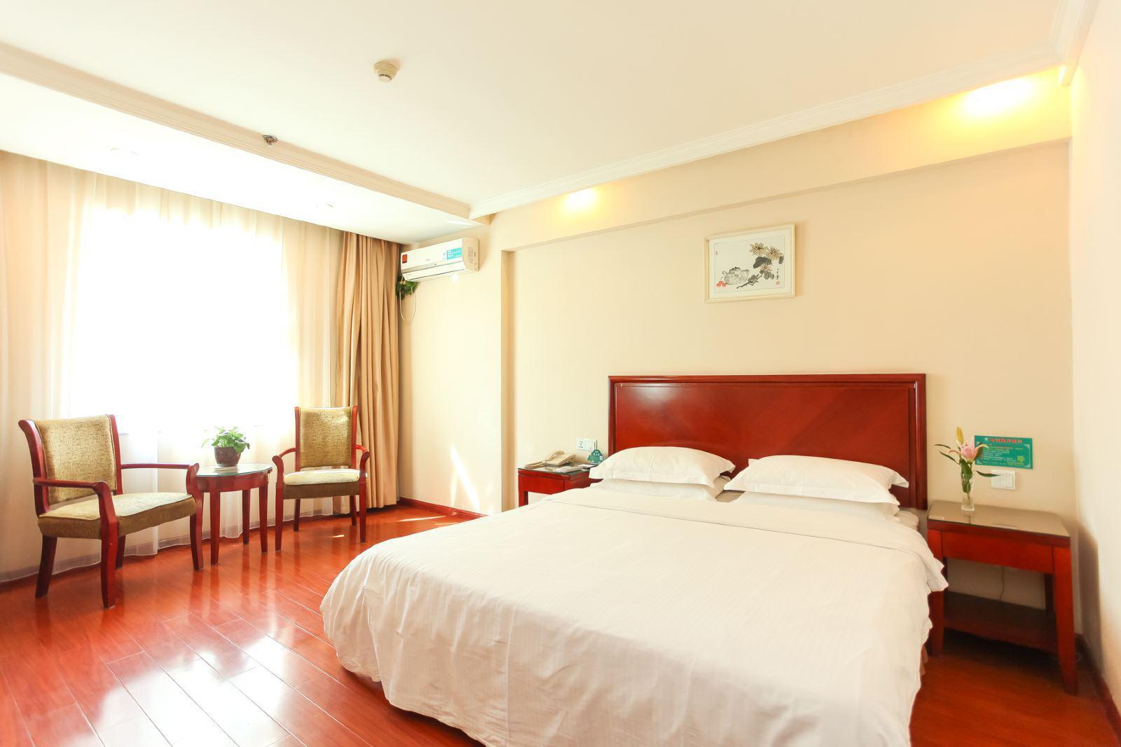 GreenTree Inn Jiangsu Huaian West Huaihai Road Business Hotel