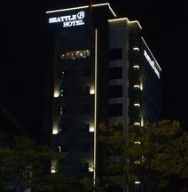 シアトルB ホテル