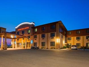 Best Western Plus Havre Inn & Suites