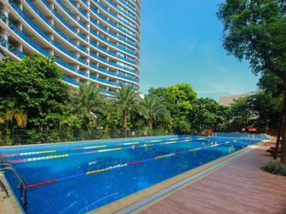 Sentosa Seaview Apartment (Lanting Tianji)