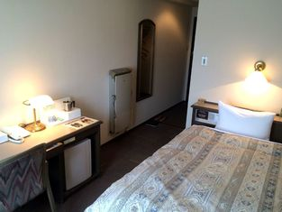 Hotel Crown Hills Takaoka