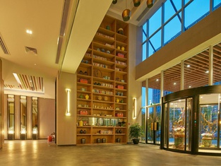 Manju Hotel (Ningbo International Exhibition Center Eastern Intime City)