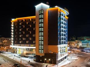Domina Hotel Novosibirsk