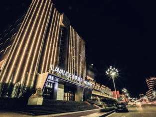 Lavande Hotels (Alashan Zuoqi Tu'er Hute South Road)