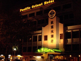 Pacific Orient Hotel