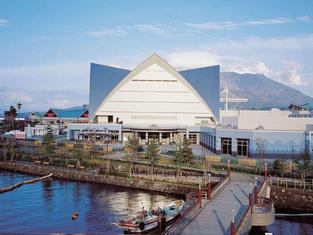 Hotel Gate in Kagoshima Tenmonkan