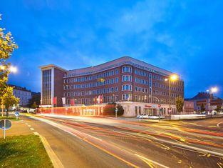 Hotel Unique Dortmund Hauptbahnhof