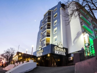 コロナ ホテル ウラジオストック
