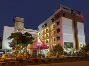 Hotel Vrishali Executive Kolhapur