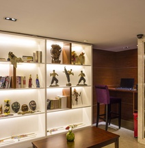 Poltton International Service Apartment (Foshan Zumiao)