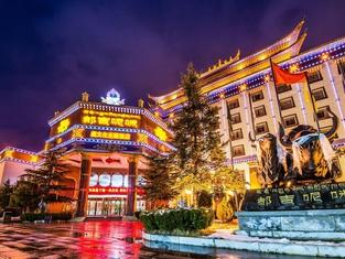 Dujinimi Tibetan Culture Themed Hotel