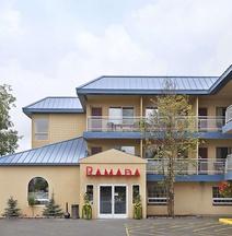 安克雷奇市區華美達酒店