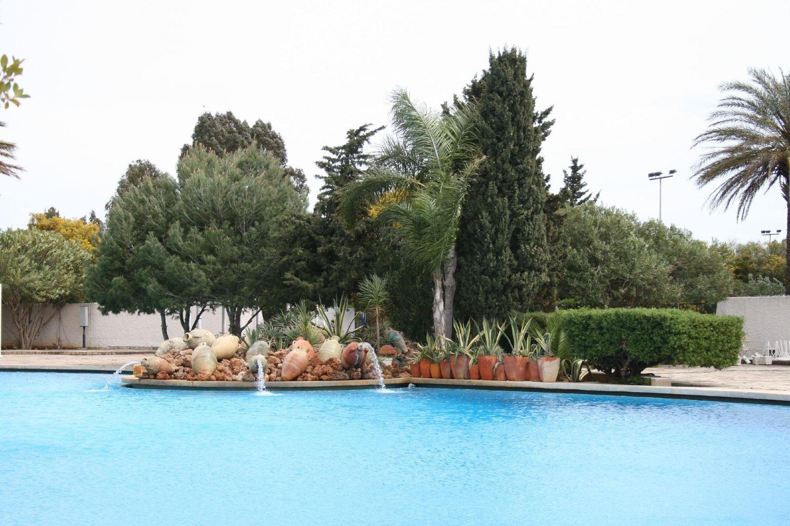 Hotel El Aurassi